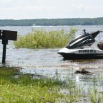 People flock to Great Sacandaga Lake even with high water levels