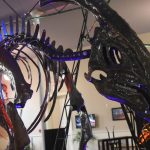 Images: Robotic dinosaur skeletons in Saratoga Springs (10 photos)