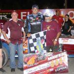 Friesen cruises to victory in Fonda Speedway's Lazzaro Memorial race