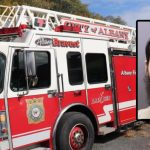 Man arrested in October fire truck theft in Colonie; Truck later recovered abandoned in Schenectady