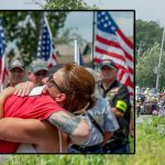 Images: National motorcycle ride honors fallen Capital Region soldier Sgt. David Fisher Sunday (29 p...