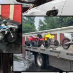 Police: 'Mayhem ride' organizer, dirt bike rider arrested in Schenectady, Colonie; Dirt bike, ATVs s...
