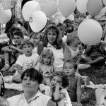 Scrapbook: Summer photos from Schenectady - 1991 Festas and 1988 Central Park (10 photos)