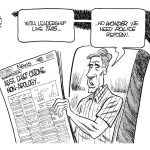 Letters to the Editor and Emmons' cartoon for Sunday, July 18