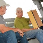 Friends discuss grandstand revitalization at St. Johnsville park, schedule July 29 cleanup