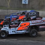 Johnson makes long-awaited return to victory lane at Fonda Speedway