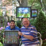 Stockade Garden Tour highlights Living Resources artwork and local gardens