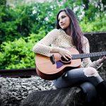 Musician Annie Scherer on her album 'Garden Bed' and gigging again