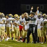 Amsterdam football opens season with victory