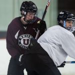 Union College hockey's Richter enjoys being a forward more than a goalie