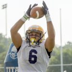 UAlbany football's Casale hoping to create more happy Carrier Dome memories
