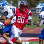 Shaker downs Schenectady football in Patriots' season opener