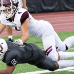 Union College's defense comes up big in 30-23 NCAA football win over Springfield