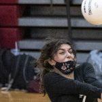 Notre Dame-Bishop Gibbons girls' volleyball pulls off wild fifth-set comeback to outlast Mekeel Chri...