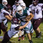 Willis powers Schalmont football to win over Gloversville
