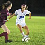 Schoharie's Krohn becomes Section II girls' soccer all-time leading goal scorer