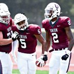 Union football relying on diverse cast heading into Utica clash