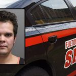 Galway man did 'burnouts' on freshly seal coated business parking lot in Perth, Fulton Co. Sheriff s...