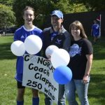 Northville boys' soccer coach Clapper claims 250th career victory
