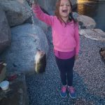 Outdoor Journal: Young girl catches big fish