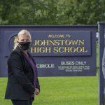 Three classmates serve as Johnstown principals