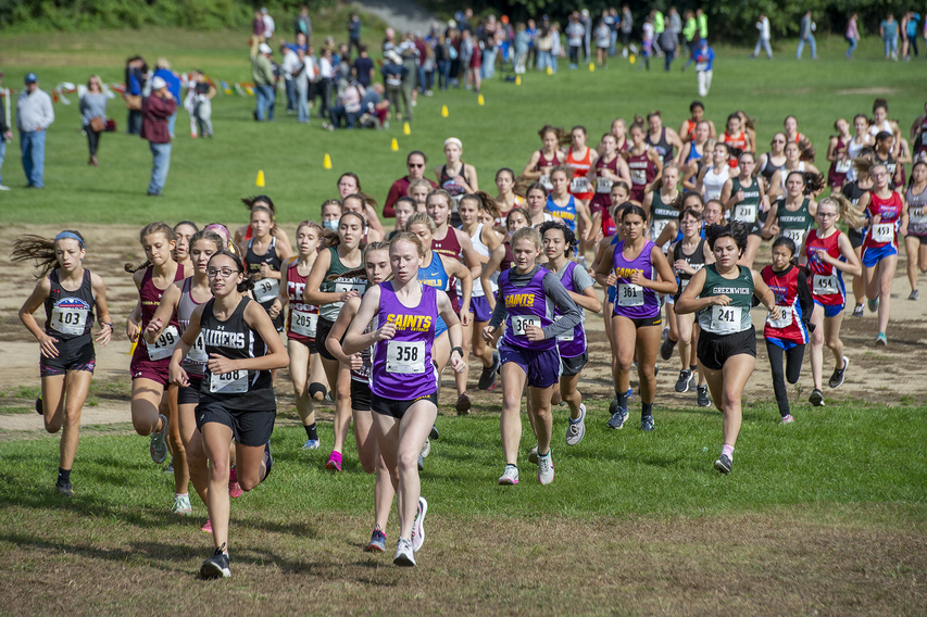 Images: Runners compete at the Grout Invitational in Schenectady (31 photos)