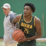 Carpenter confident heading into sophomore season with Siena men's basketball