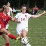 Guilderland girls' soccer holds off Mechanicville 2-0