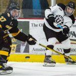 Murphy, penalty killing lifts Union men's hockey past Colorado College 2-1