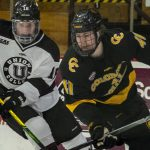 Union men's hockey tipped its way to two power-play goals Saturday against Colorado College