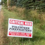 Rexford fire chief speaks of 'critical need' for volunteers