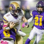Amsterdam football improves to 5-0