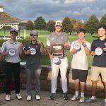 Niskayuna snags boys' Class A golf title on 2nd tiebreaker