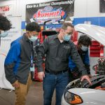 Capital Region BOCES students gear up for electric car repair training