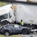 Troopers: One dead in Thursday morning Thruway crash