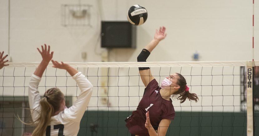 Images: Burnt Hills wins girls' volleyball showdown with Shenendehowa (15 photos)