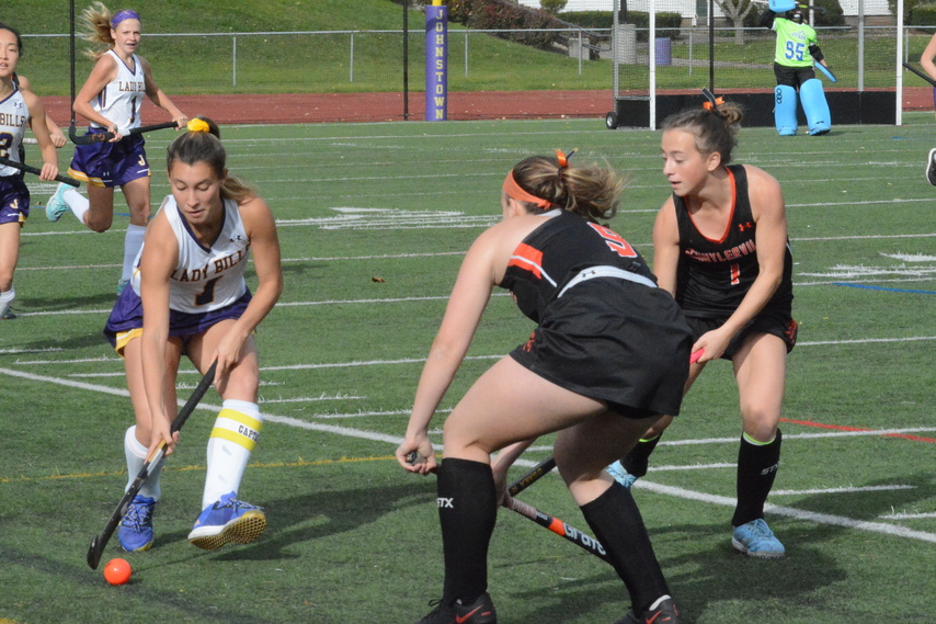 Fourth-quarter surge sends Johnstown field hockey back to Class C championship game