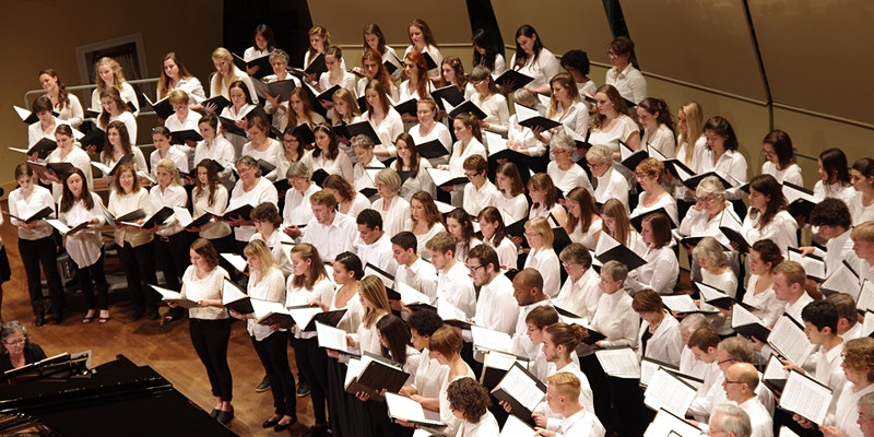 Area choruses firm up plans for holidays