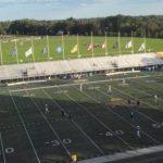 UAlbany will put new logos on Casey Stadium field once turf has 'run its life'