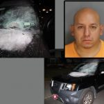 Police: Clifton Park man detonated explosive on SUV in Watervliet