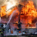 Sunday morning fire engulfs Schenectady home