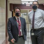 High school 'reset' includes closed campus, longer classes, new acting principal