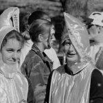 Scrapbook 1981, 1987, 1996: Costumed kids for Halloween in Schenectady, Amsterdam