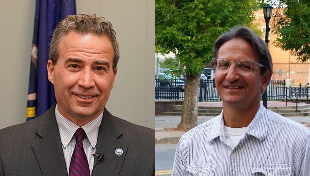 Incumbent, board member face off for Glenville's top seat