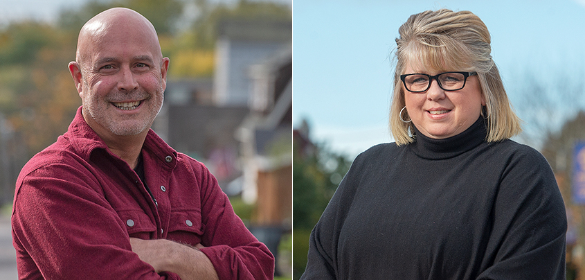 Johnstown mayoral candidates preach openness