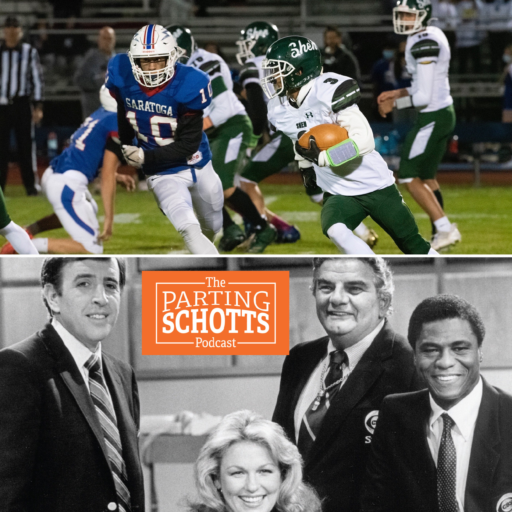 The Parting Schotts Podcast: Talking the influence of 'The NFL Today;' high school football