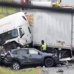 Drivers identified in fatal Thruway crash; Latham woman, 58, killed