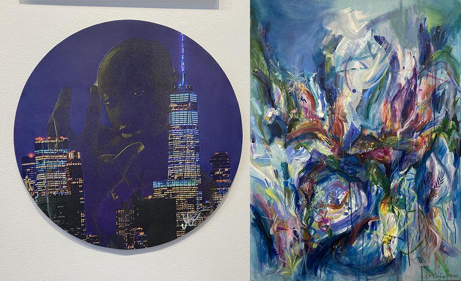 On Exhibit: 'Mixtape, Vol. 1' confronts art world conventions