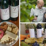 It's prime time for weekend wine tastings in the region