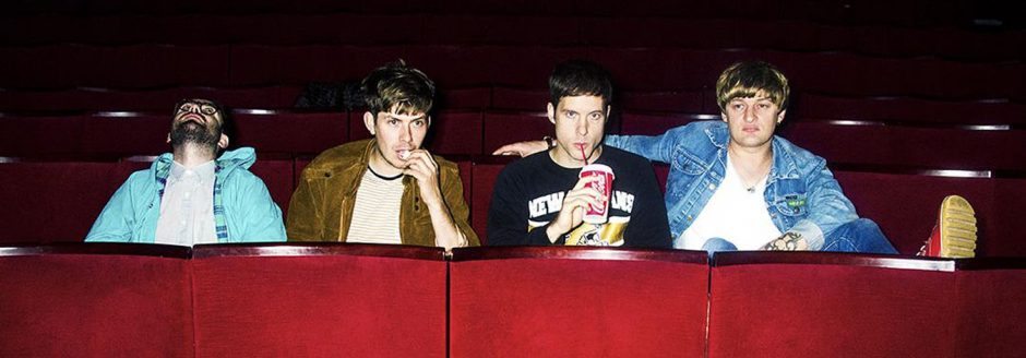 British jangle pop band Life in Film will perform Saturday at The Hollow in Albany.